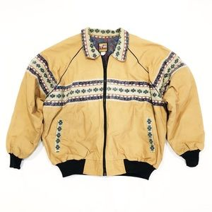 Vintage Bee-Wild Western Country Jacket